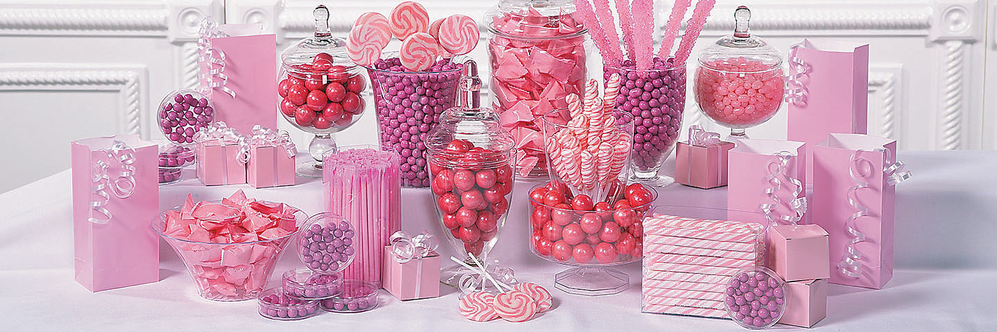 Magnificent Pink Candy Buffet Supplies Oriental Trading Company Download Free Architecture Designs Scobabritishbridgeorg