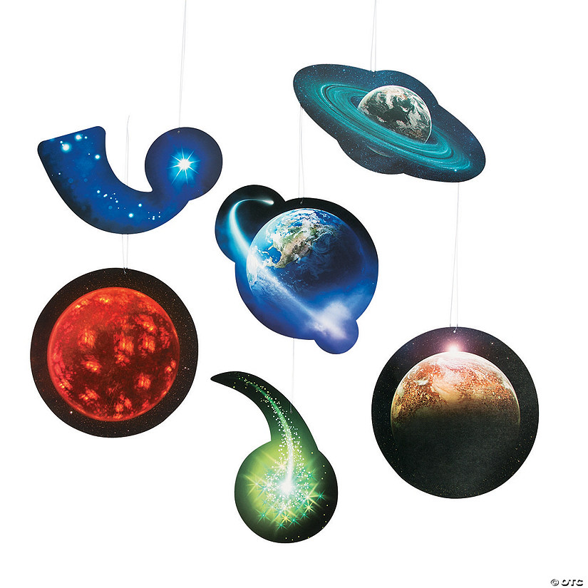 God S Galaxy Vbs Hanging Decor Discontinued
