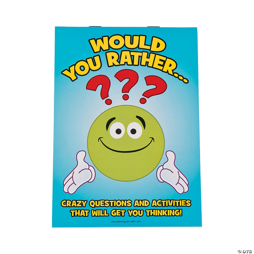 would you rather for kids