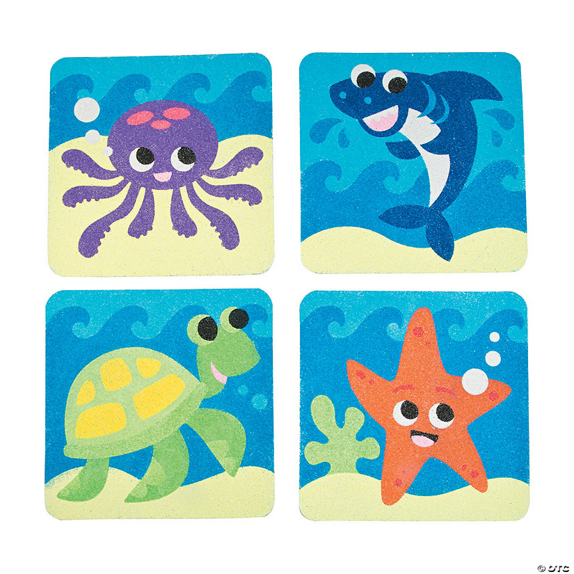 Extreme Ocean Sand Art Sticky Boards Discontinued