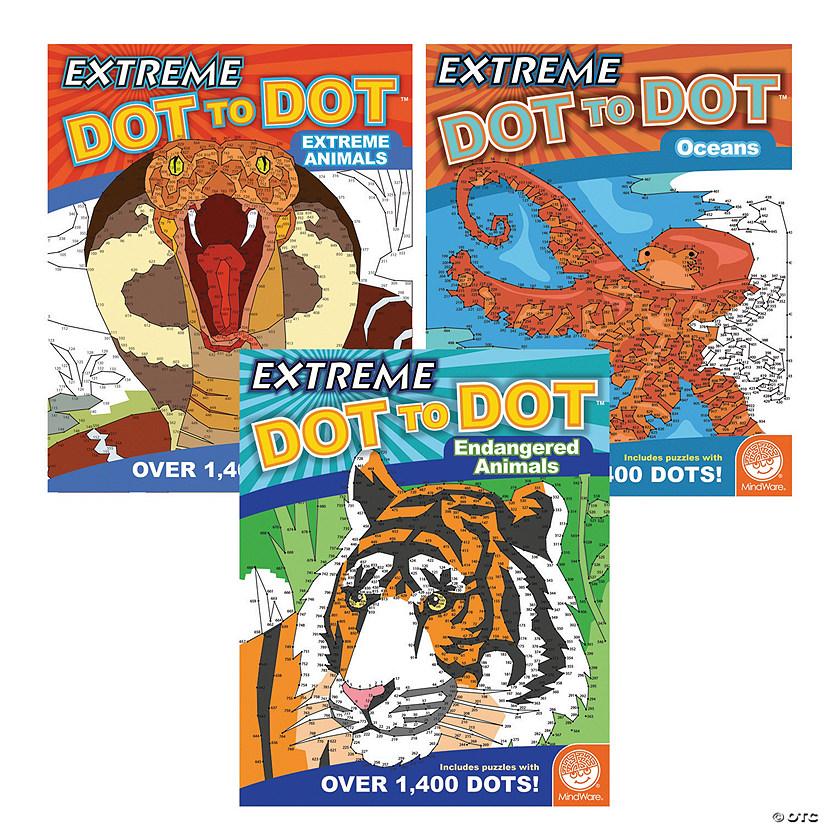 Extreme Dot To Wildlife Wonders Set Of 3