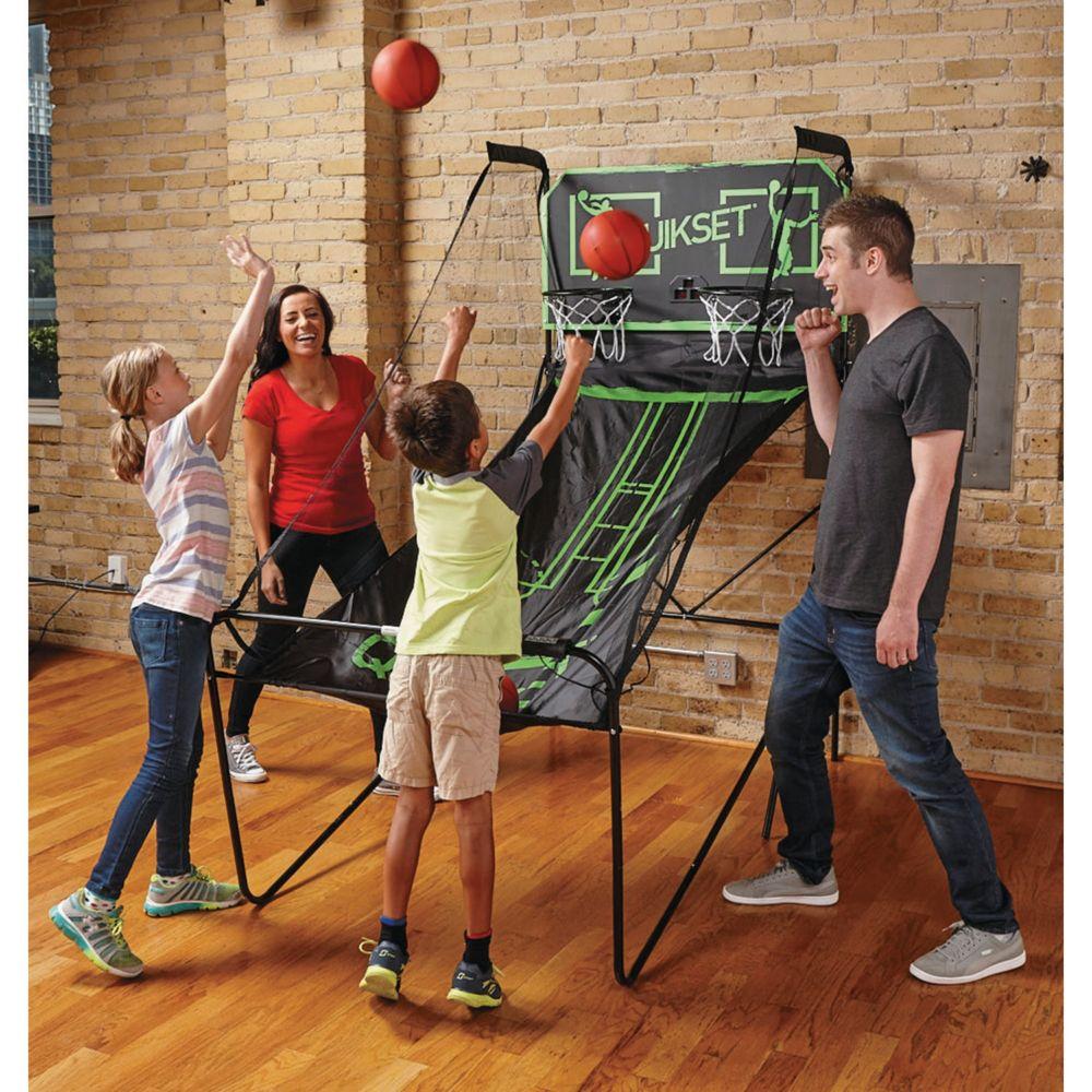 Folding Electronic Basketball Game From MindWare