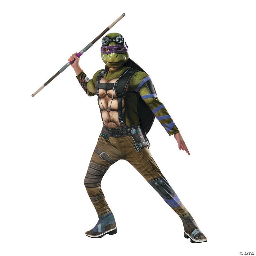 2020 Halloween Costumes Donatello Boy's Deluxe Teenage Mutant Ninja Turtles 2 Donatello Costume