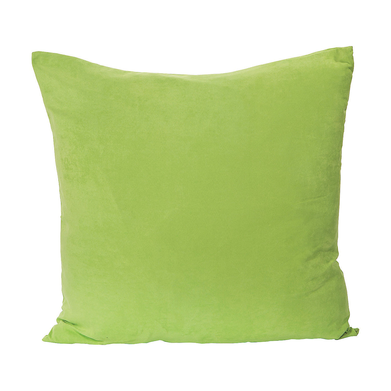 jumbo green floor pillow educational 1 piece