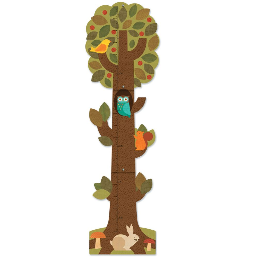 Tree Friends Folding Chart From MindWare