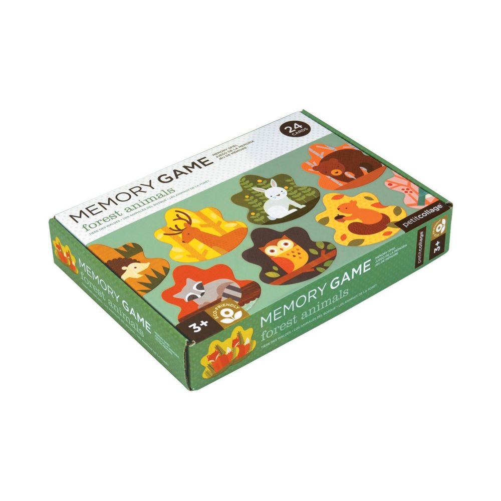 Forest Animals Memory Game From MindWare