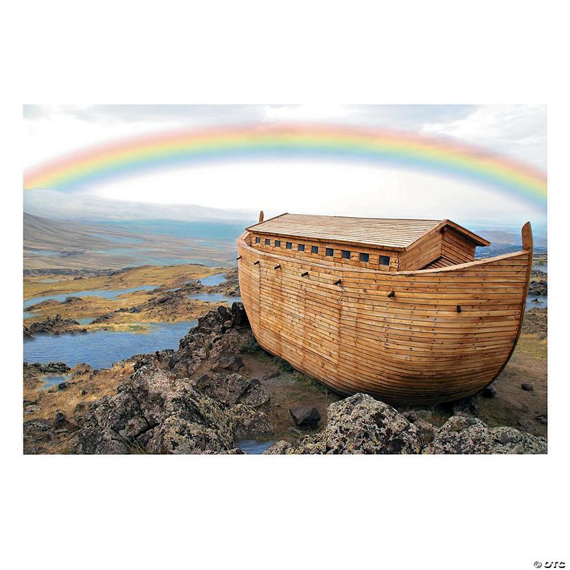 Noah U2019s Ark Backdrop Banner