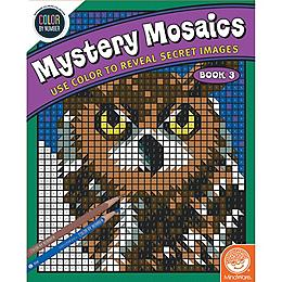 Color by Number - Mysetery Mosaics Book 3