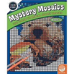Color by Number - Mysetery Mosaics Book 5
