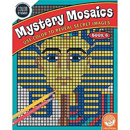 Color by Number - Mysetery Mosaics Book 6