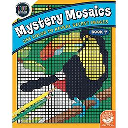Color by Number - Mysetery Mosaics Book 7