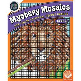 Color by Number - Mysetery Mosaics Book 8