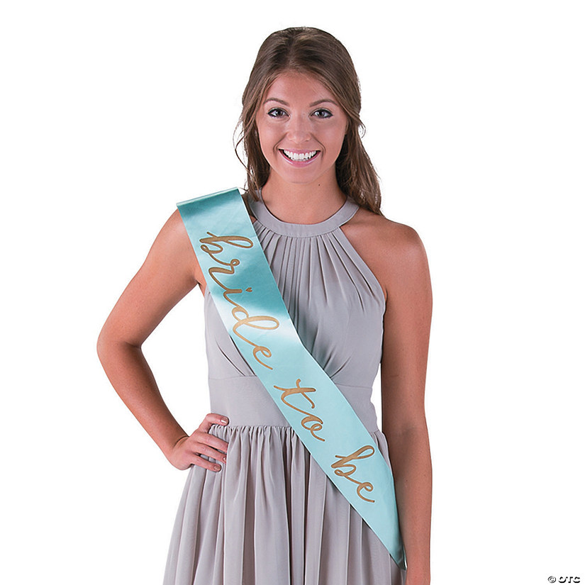 29879f12009 Mint Green I Do Bride to Be Bachelorette Party Sash