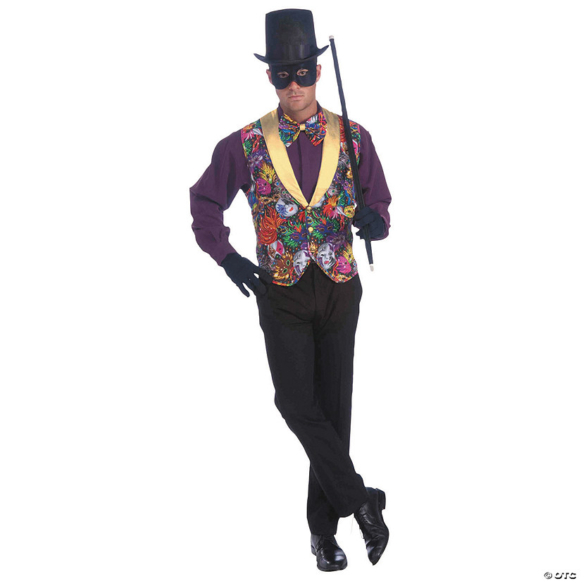 Men`s Rainbow Design Quality Waistcoat /& Bowtie Set Weddings//Balls//Parties And For Any Other Events
