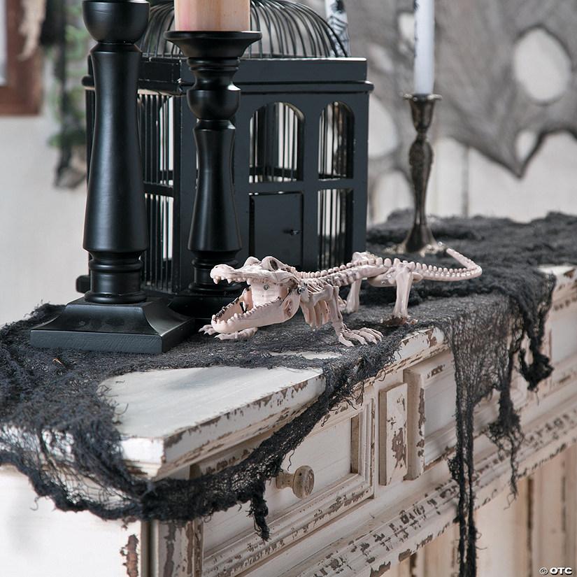 Crocodile Skeleton Halloween Decoration