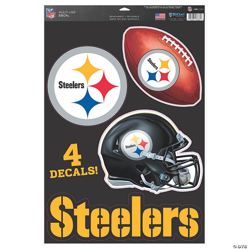 9d6b3062d NFL® Pittsburgh Steelers™ Window Decals