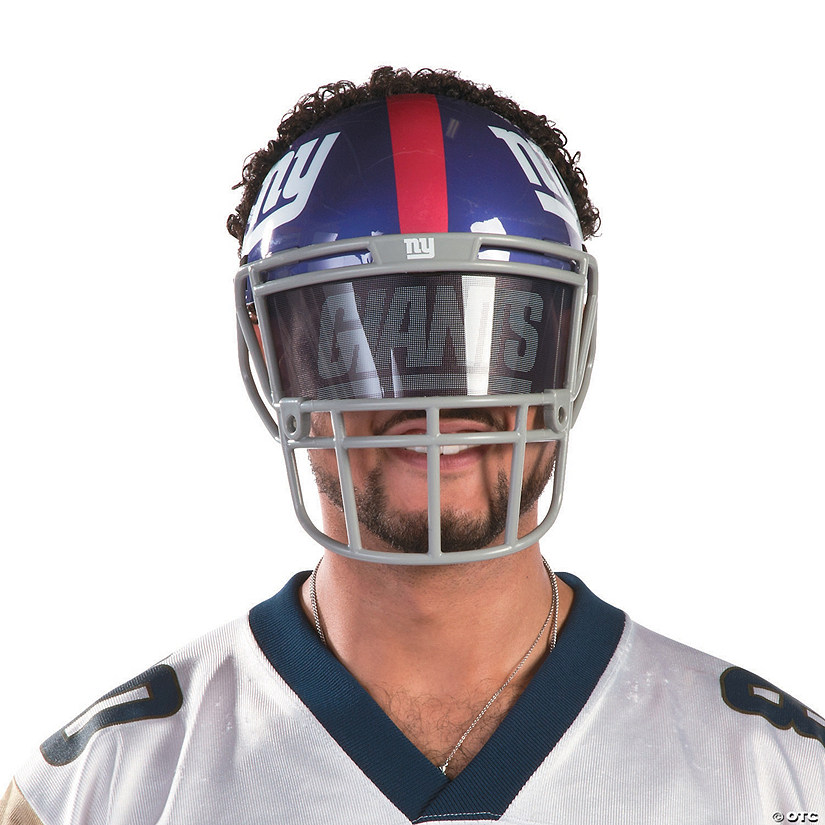low priced 35c3e efd14 NFL® New York Giants™ Helmet-Style Fan Mask - Discontinued