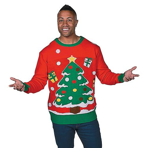 ca803de6 Ugly Christmas Sweaters, Accessories & Ideas | Oriental Trading