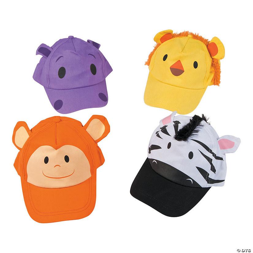 Zoo Animal Baseball Caps a0b5fbe8eb4
