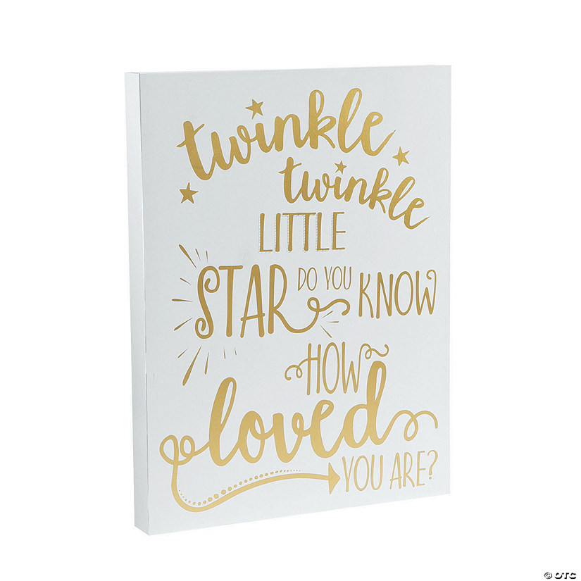 tinkle tinkle little star how i wonder what you are