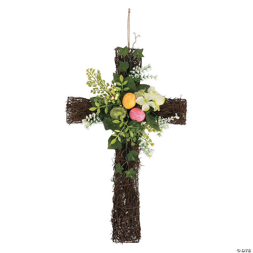 Easter Cross Wall Décor | Oriental Trading