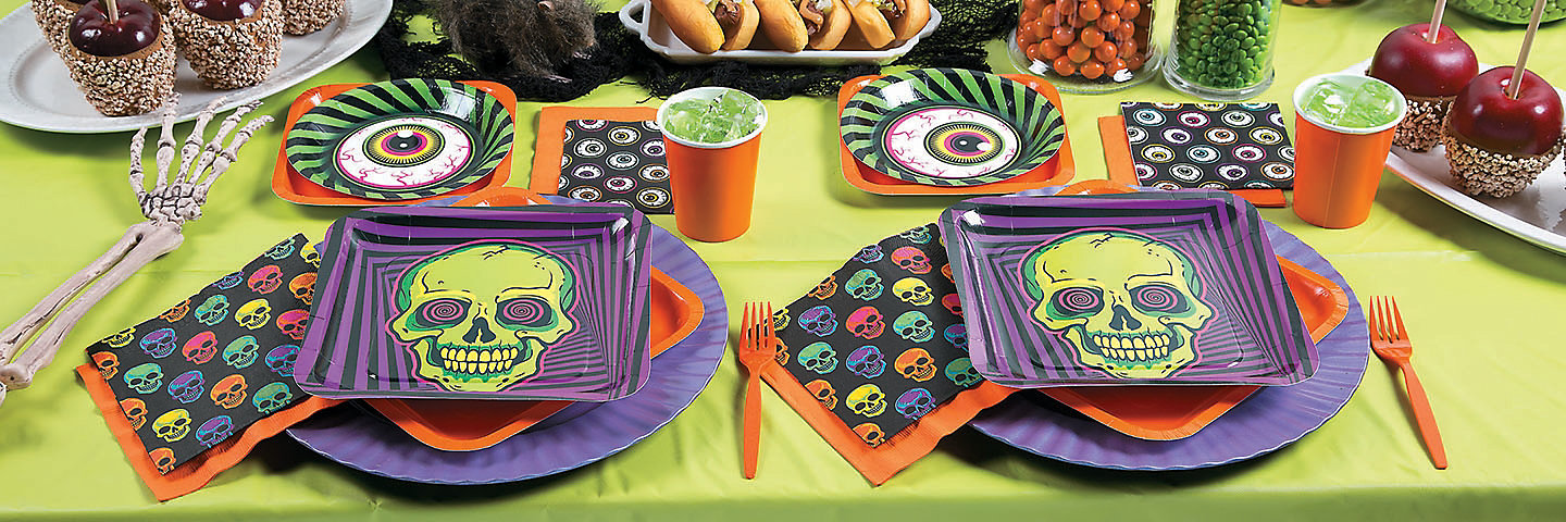 Spookadelic Party Supplies