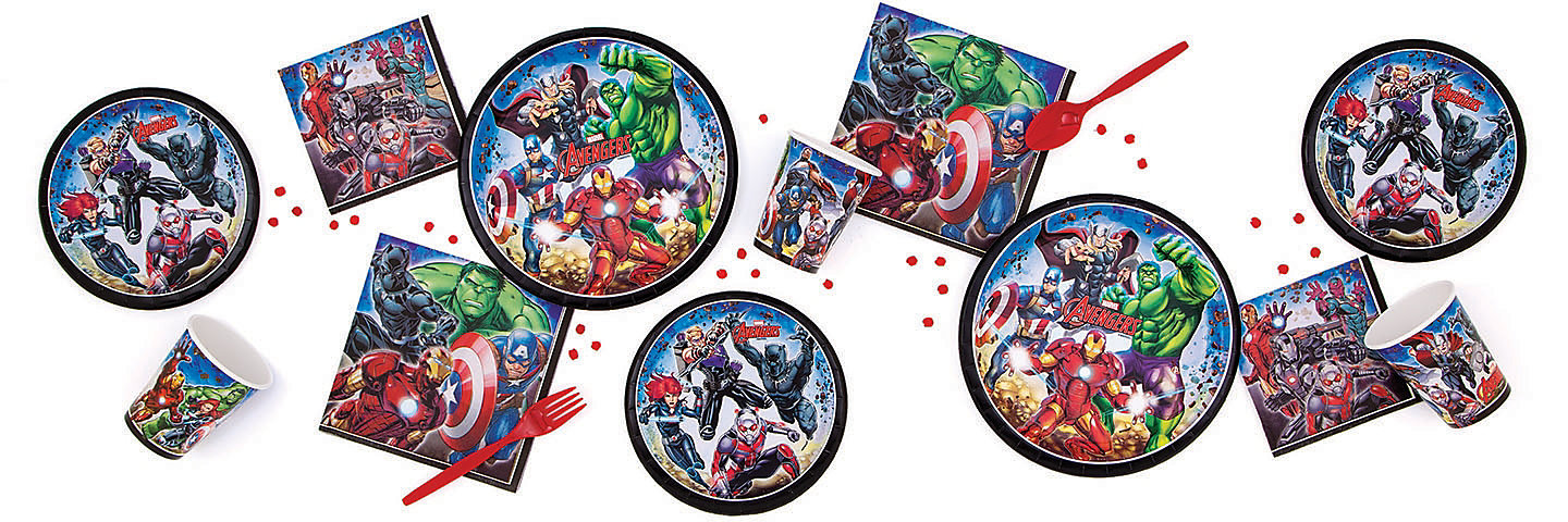 Marvel Avengers™ Party Supplies