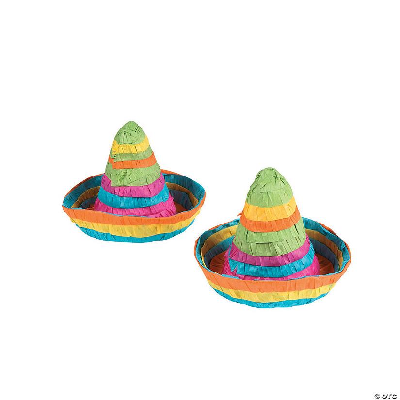 Mini Sombrero Piñatas db611f5b83b