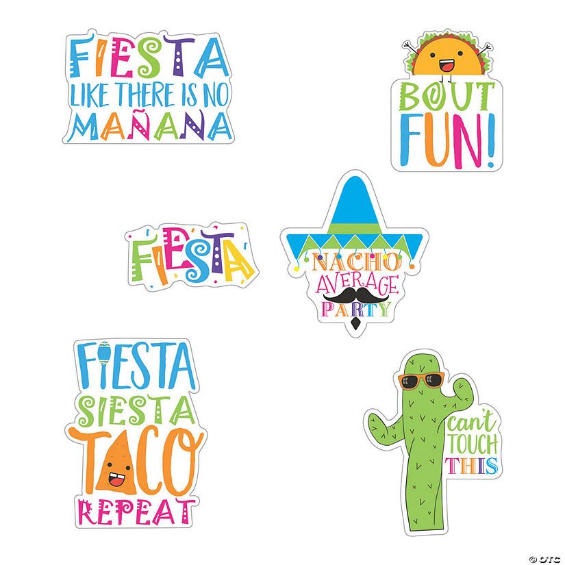 Fiesta Sayings Cutouts Discontinued