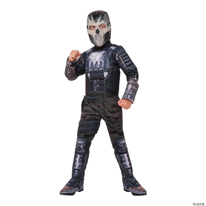 c1a15e64 Boy's Deluxe Muscle Chest Captain America: Civil War™ Crossbones Costume    Oriental Trading