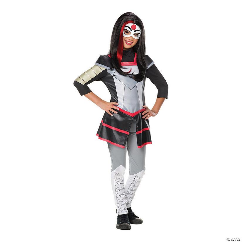 Girl S Deluxe Dc Superhero Katana Costume Oriental Trading