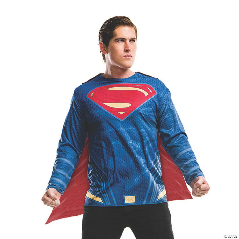 Men s Batman v Superman  Dawn of Justice™ Superman Costume Top 335f3457935f7