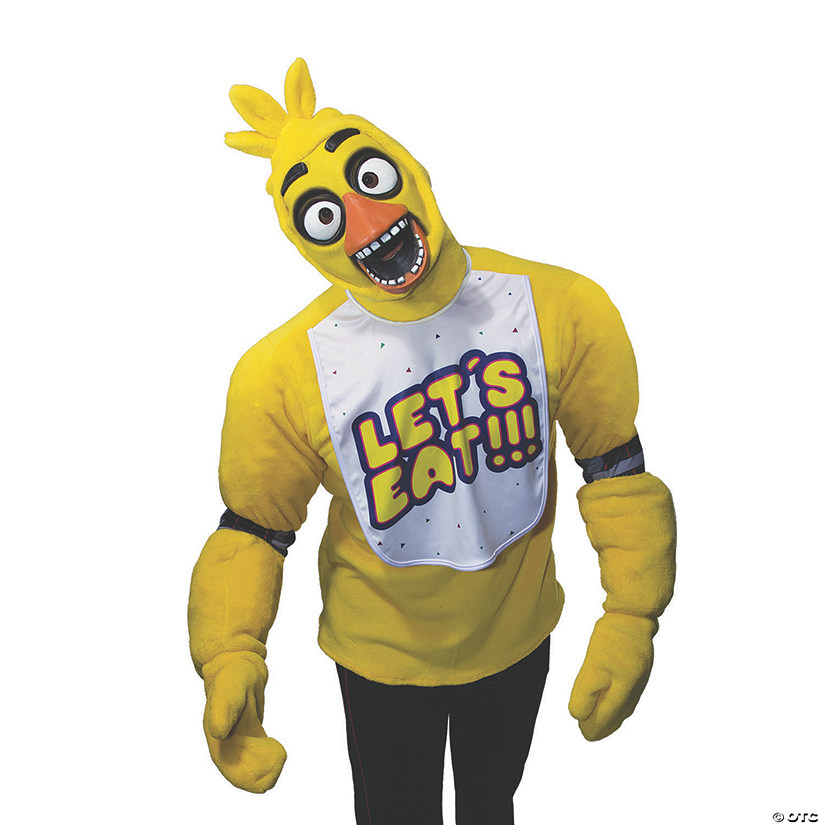 Adult S Five Nights At Freddy S Chica Costume