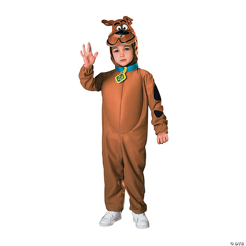 Boy S Scooby Doo Costume Oriental Trading
