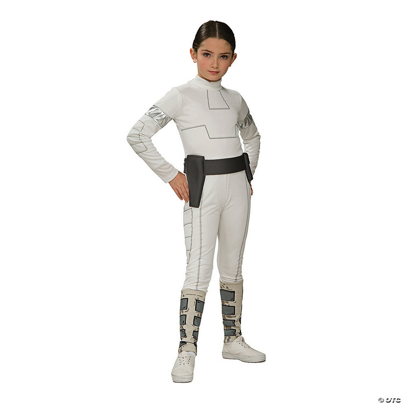 Star Wars Halloween Costumes.Girl S Star Wars Clone Wars Padme Amidala Costume