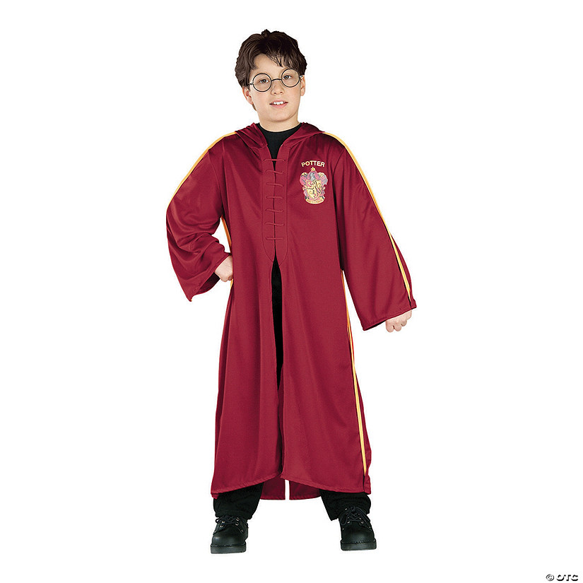 Harry potter quidditch costume