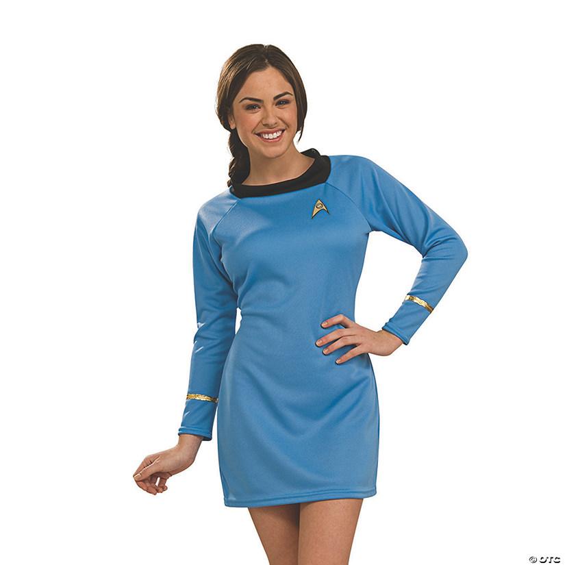 Womens Deluxe Science Uniform Star Trek Costume