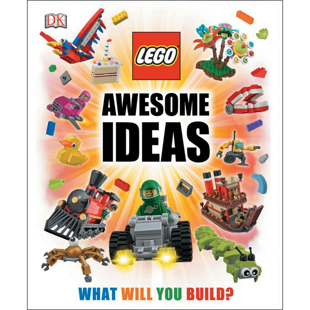 Lego: Awesome Ideas From MindWare