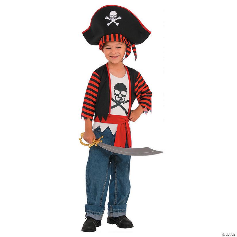 0315acf6 Kid's Little Pirate Costume