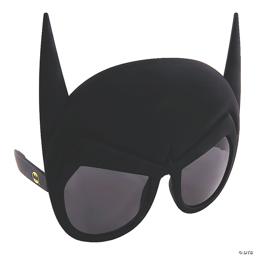 9ff4c821025c Sunstache Batman Sunglasses