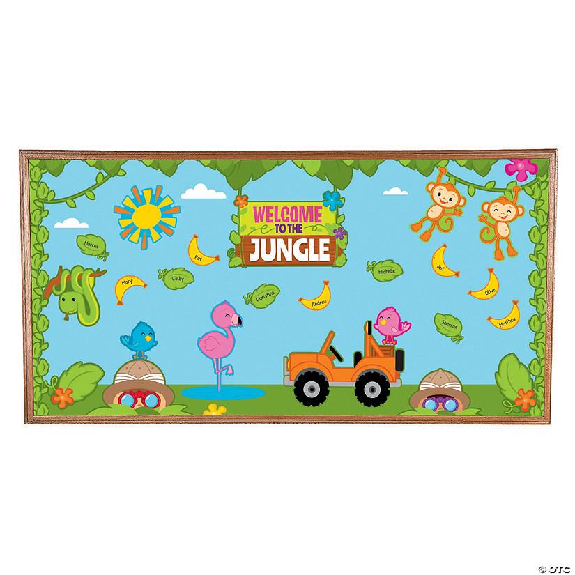 Jungle Bulletin Board Set