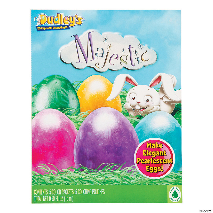 Dudley\'s<sup>®</sup> Magestic Easter Egg Dye Kit