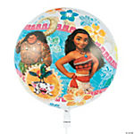 Disney's Moana 22 Plastic Bubble Balloon