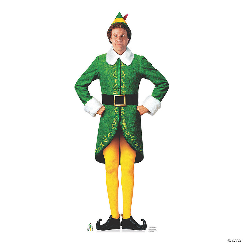 elf will ferrell as buddy stand up