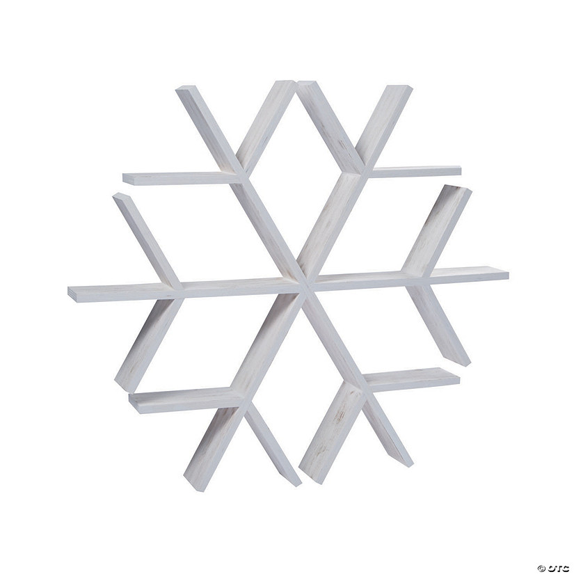 Winter Wonderland Snowflake Decoration
