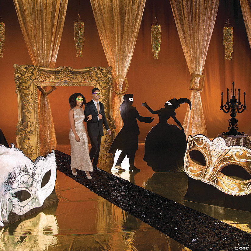 Masquerade Ball Wedding Ideas: Masquerade Ball Grand Décor Kit