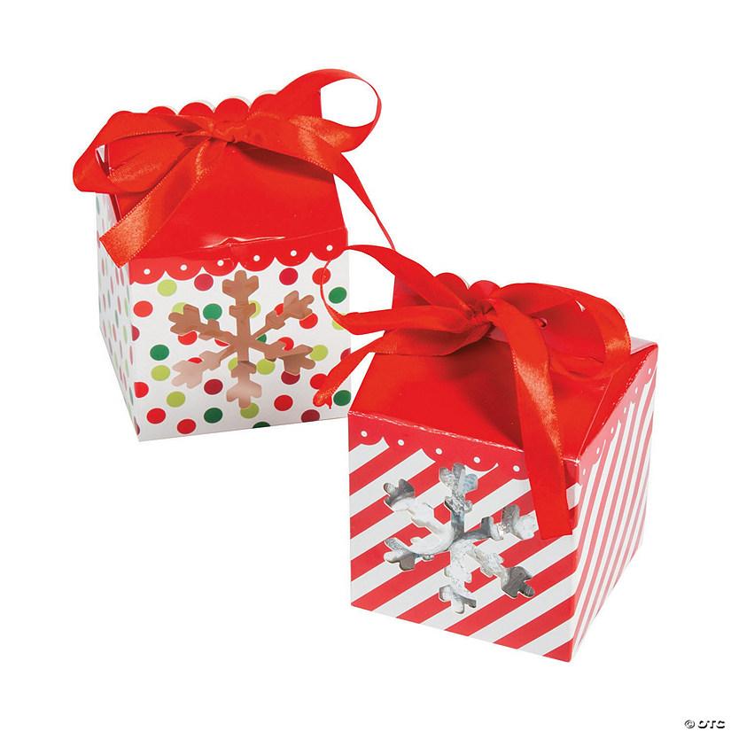 Christmas Boxes.Christmas Treat Boxes