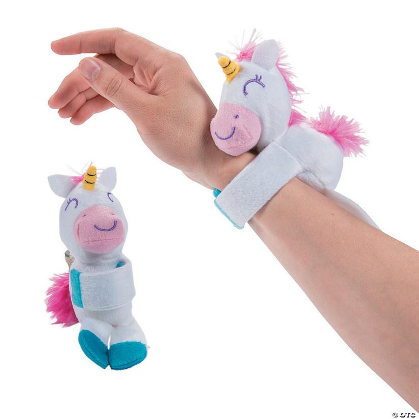 Hugging Stuffed Unicorns