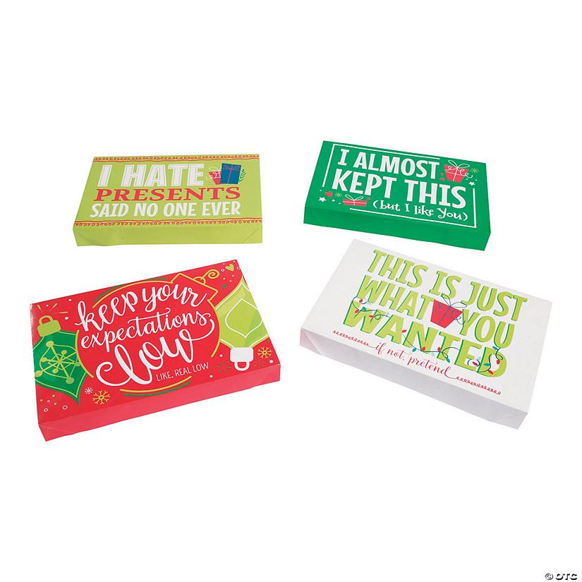 Sassy Christmas Shirt Gift Boxes