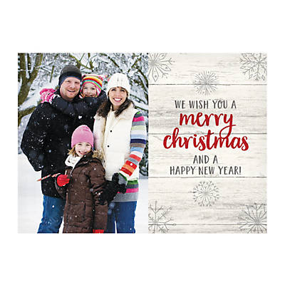 main image - Rustic Christmas Cards